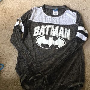 Batman long sleeved top